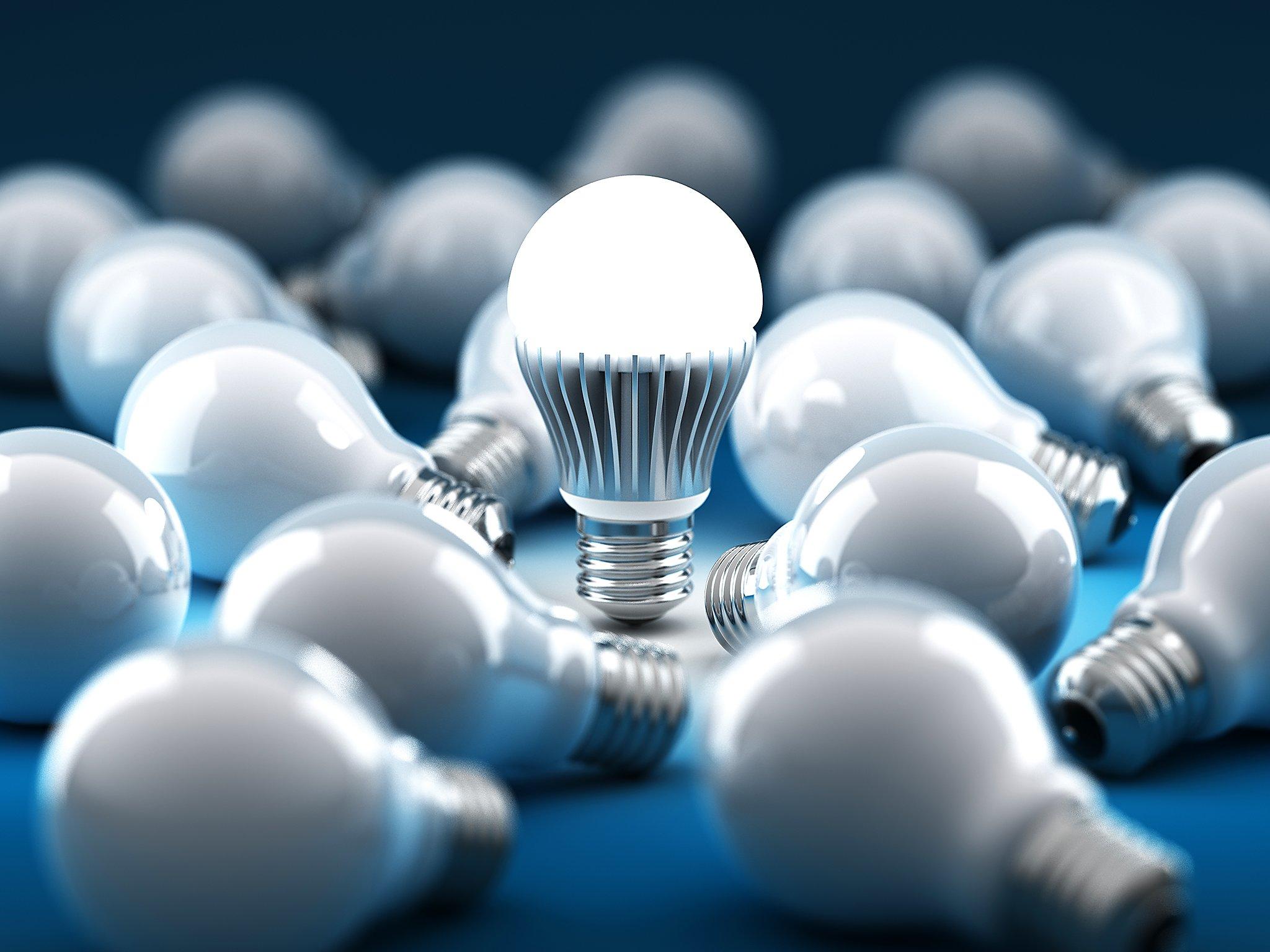 Risparmio lampadine led si risparmia davvero revoluce for Lampadine casa led