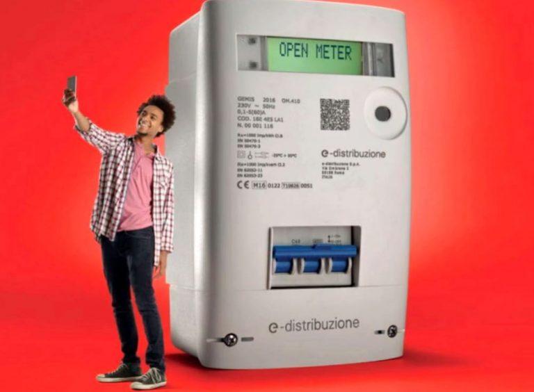 Open Meter spiegazione Revoluce