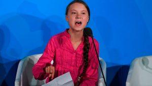 Greta Thunberg Prima Apparizione