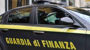 Volante, Guardia di Finanza